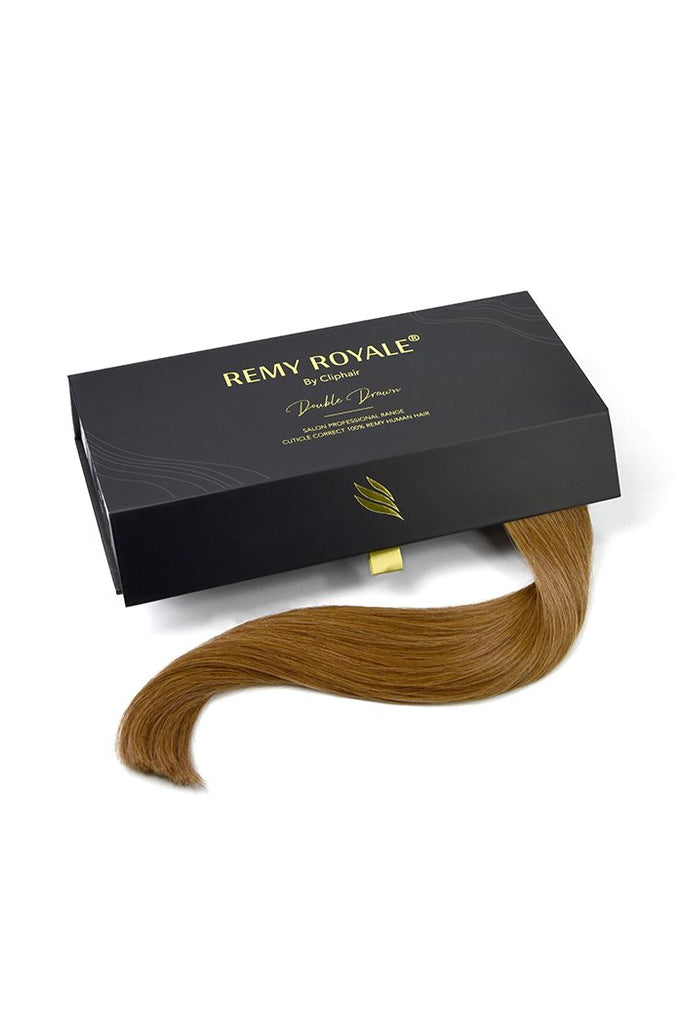 Nano Ring Hair Extensions Double Drawn