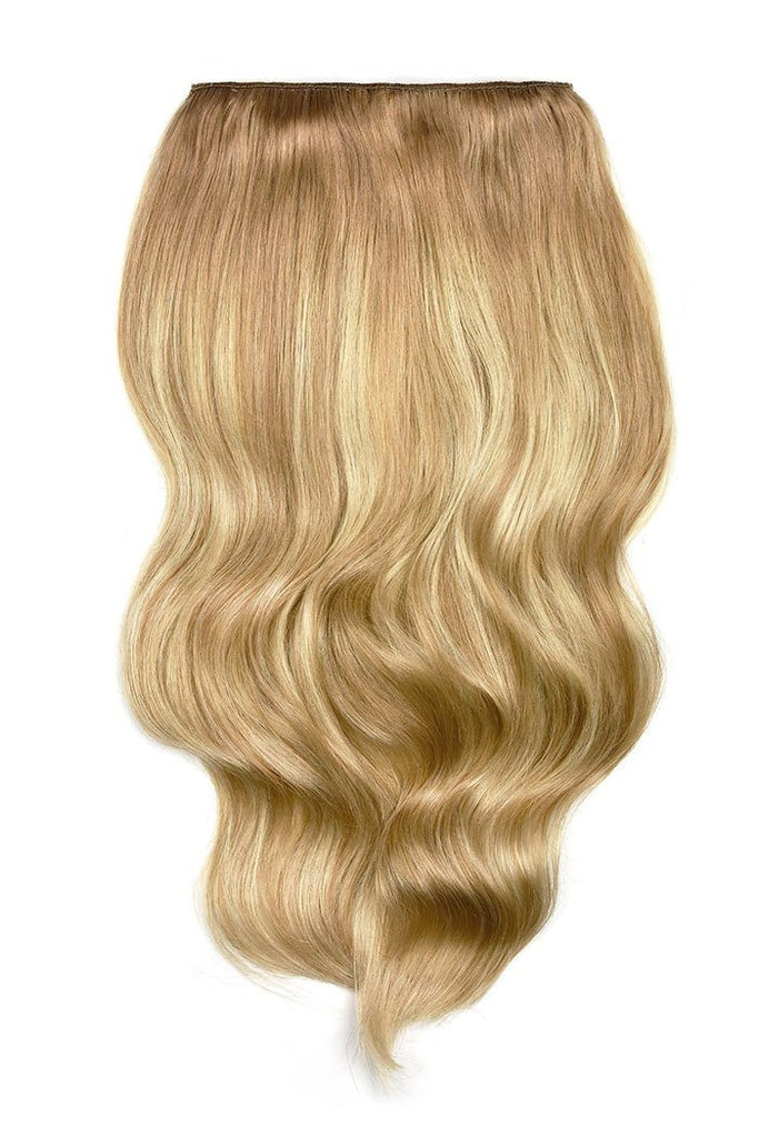 Blonde Balayage Hair Extensions