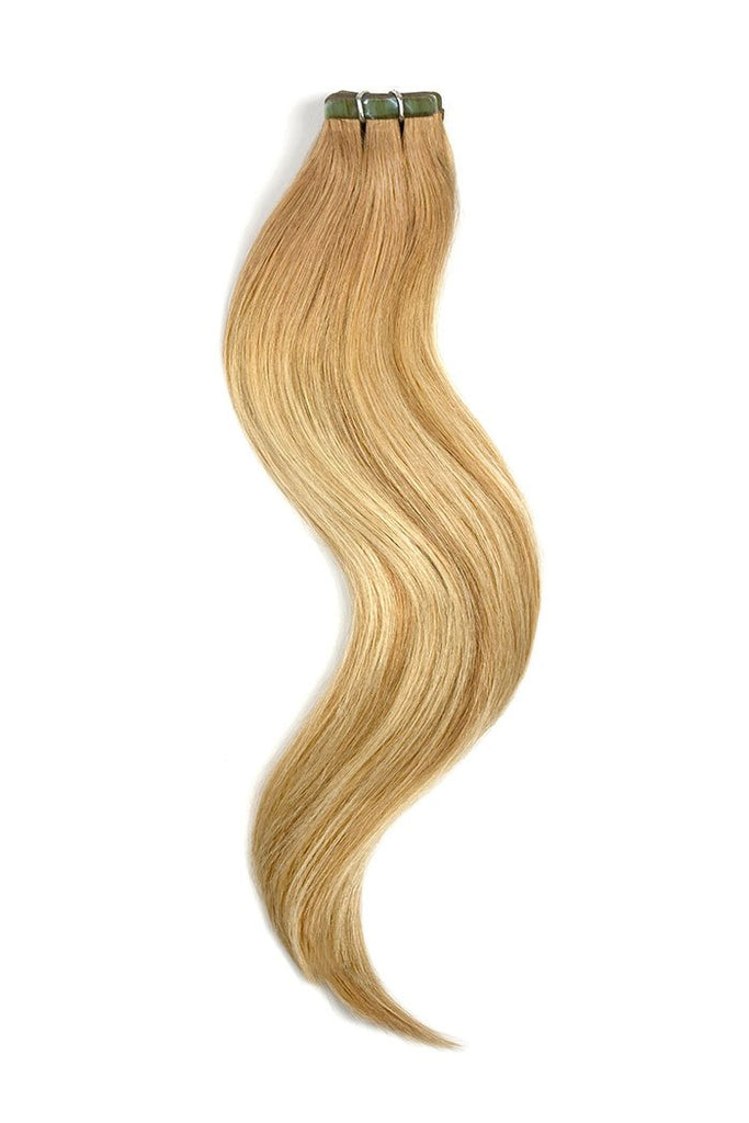 Blonde Tape In Balayage Hair Extensions