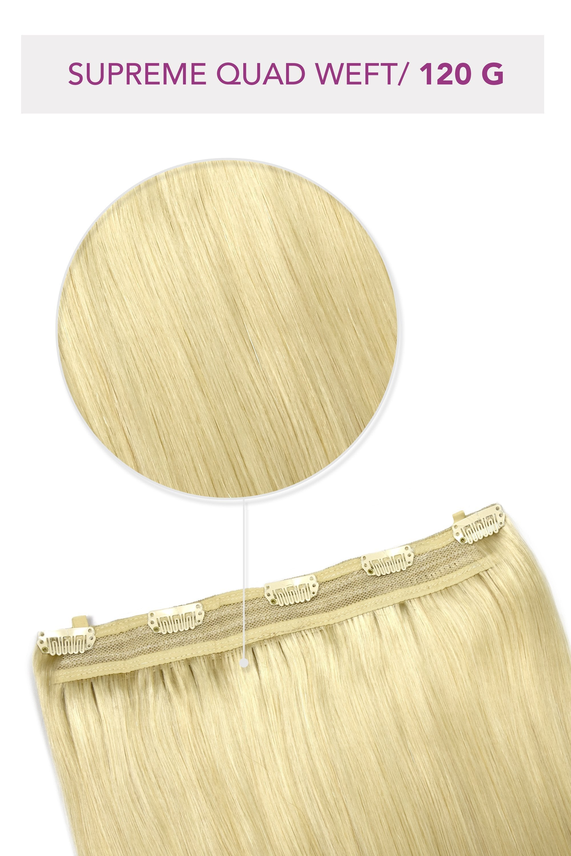 one piece clip in human hair extensions