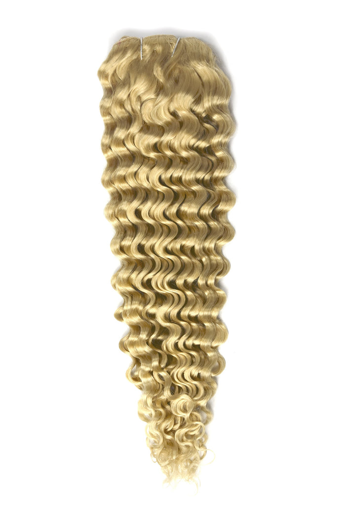 curly hair extensions human hair clip in
