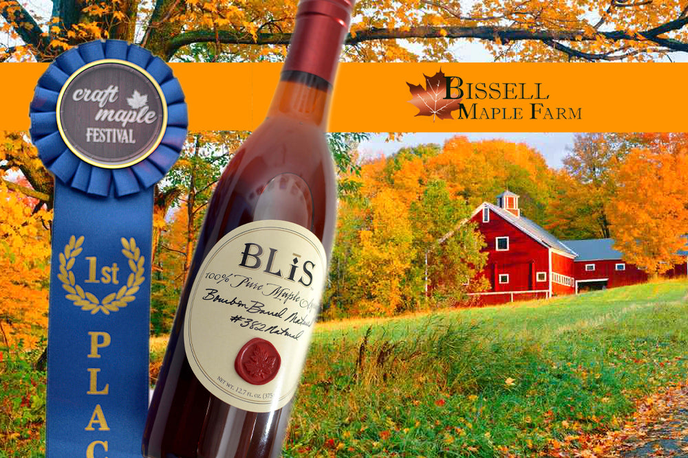 Best Bourbon Barrel Aged Maple Syrup 2019