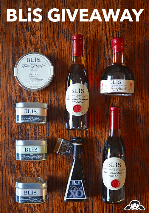 NomNOmPaleo giveaway BLiS Products