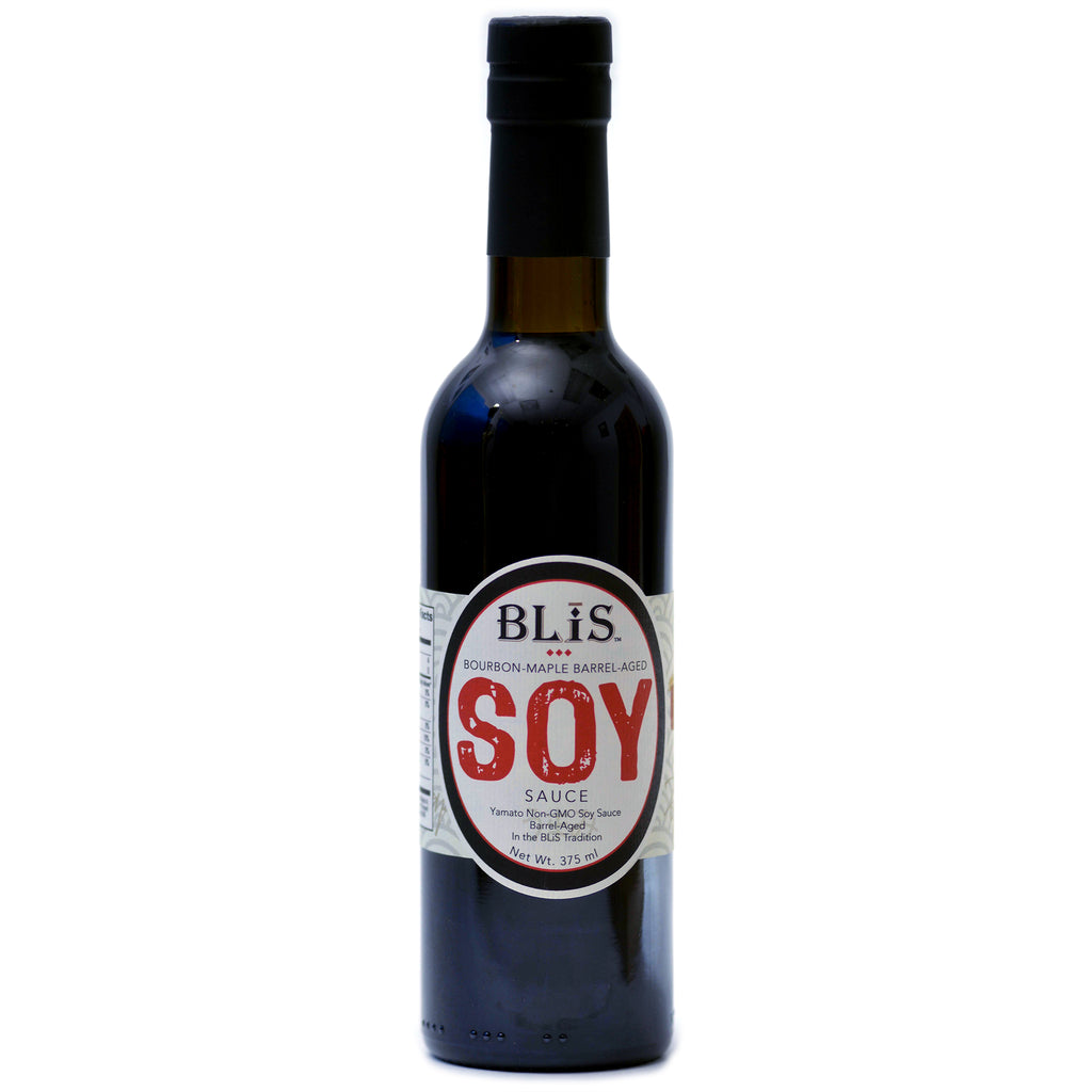 BLiS Bourbon Maple Barrel Aged Soy Sauce