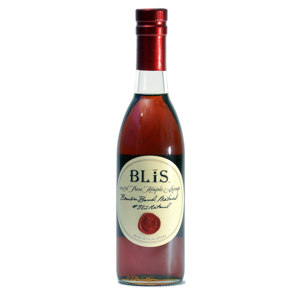 BLiS Bourbon Barrel Maple Syrup Front