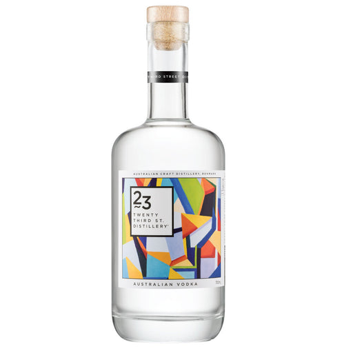 Twenty Third Street Distillery Australian Vodka - 700ml