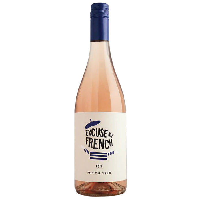 Excuse My French Rosé 2019 Pays D'OC France