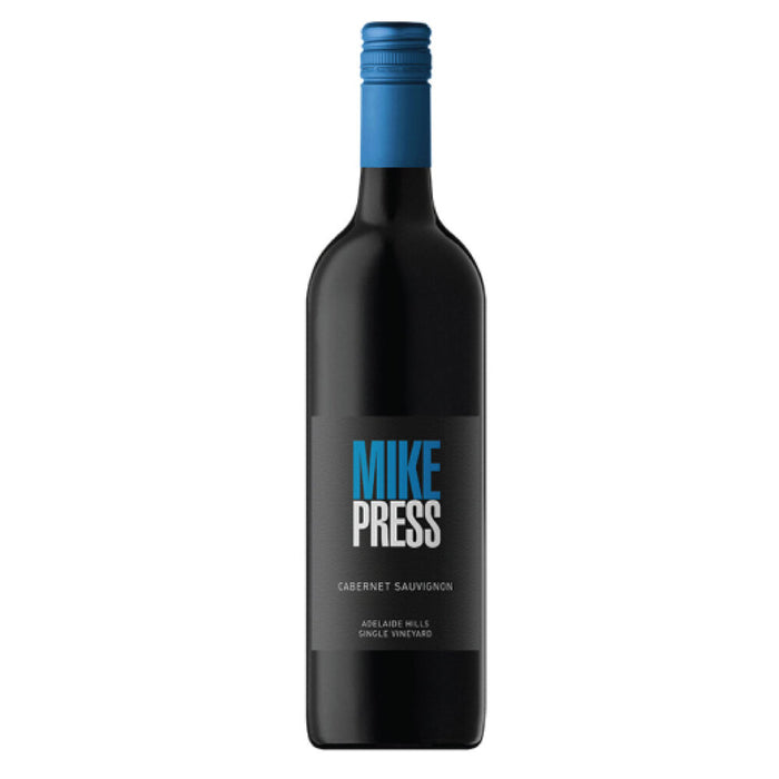 Mike Press Cabernet Sauvignon 2016, Adelaide Hills