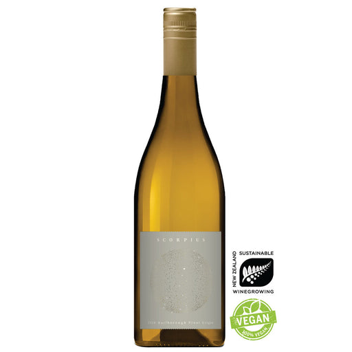 Scorpius Pinot Gris 2018, Marlborough NZ