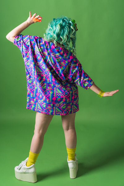 Fresh Prince Shirt Dress