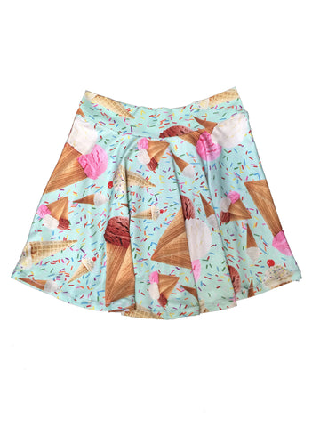 Ice Cream Skater Skirt