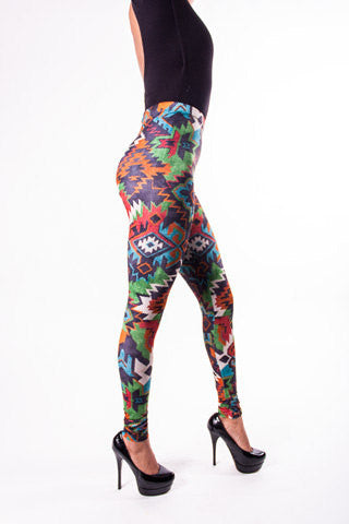 Cheyenne Tribal Leggings