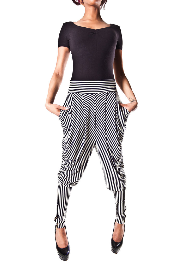 City Slicker Harem Pants