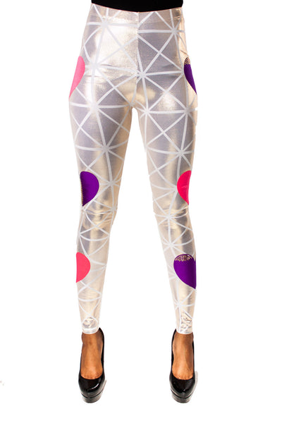 Poison Heart Leggings