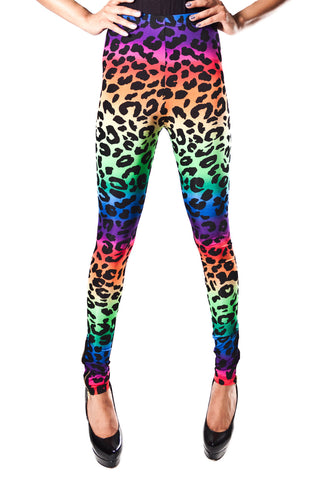 Wild Cat Leggings