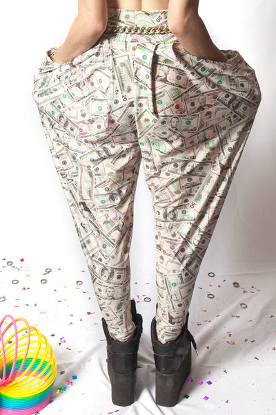 Money Maker Harem Pants