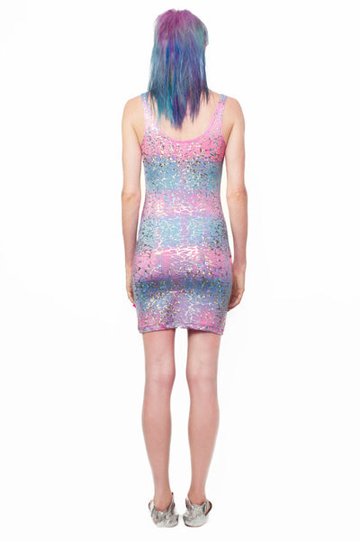 Cotton Candy Tank Dress