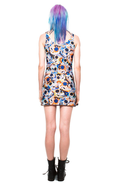 Day of the Dead Tank Dress