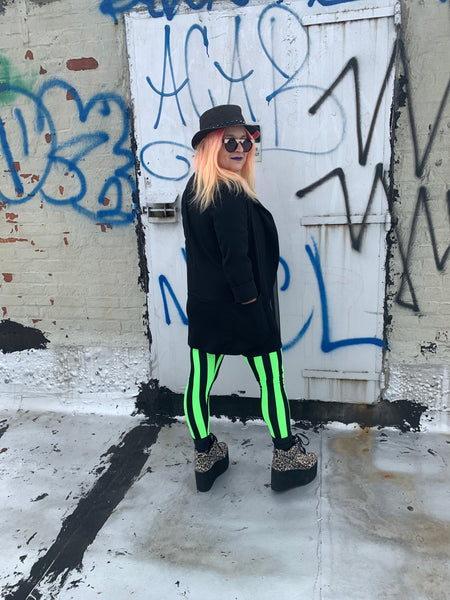 Frankenstein Monster Leggings (Small & Large)