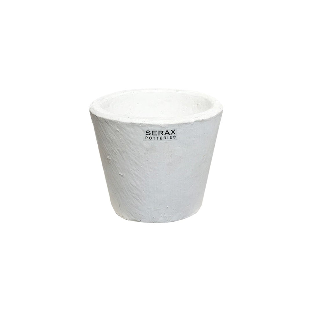 XS White Pot Container