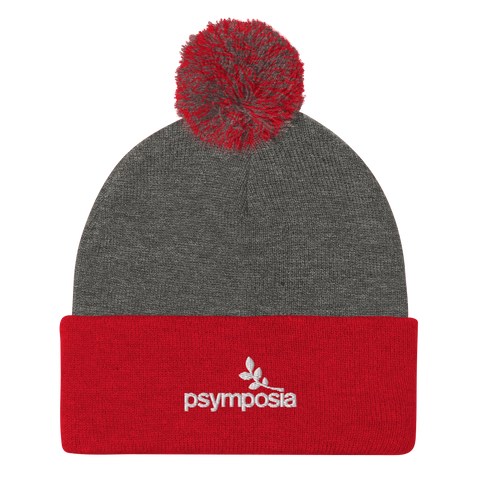 Psymposia Embroidered Beanie