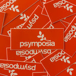 Psymposia 5″x2″ Sticker (Free Shipping)