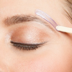 Brow Shaping Step 3