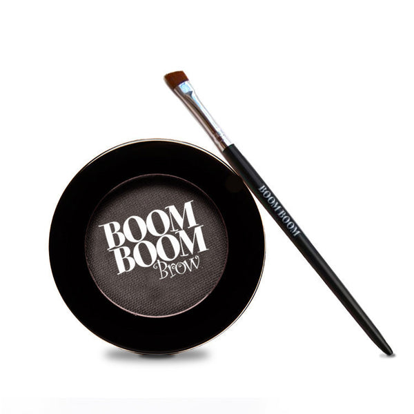 Brow Boostier Brow Powders with Angled Brush - Aretha