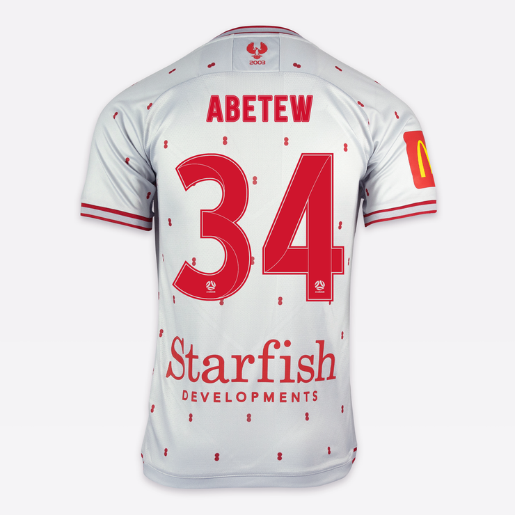 20/21 Adelaide United x Rundle Mall - Yared Abetew