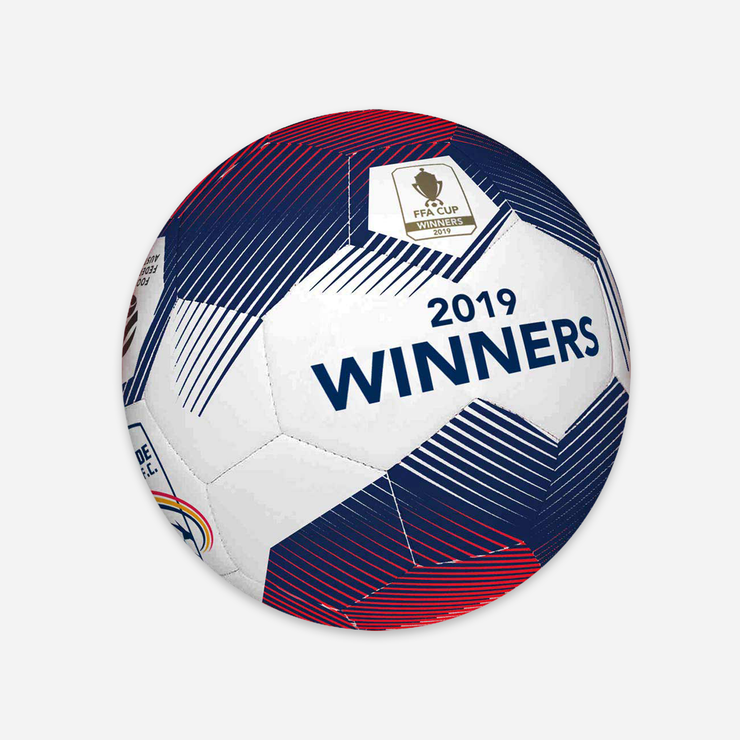 2019 FFA Cup Winners Football