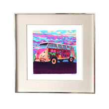 Lade das Bild in den Galerie-Viewer, MINI HIPPIE BUS