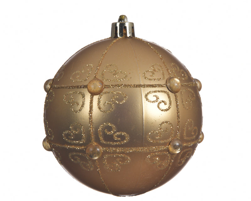 Bauble - Light Gold