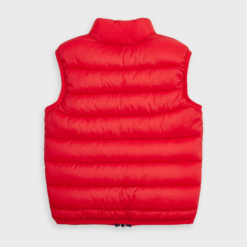 Padded Bodywarmer - Red