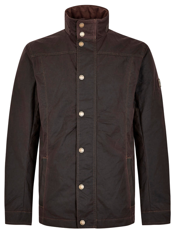 Carrickfergus Waxed Jacket