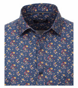 Kent Collar Casual Fit Shirt