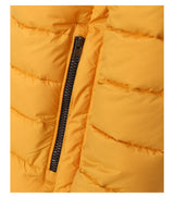 Outdoor quilted jacket