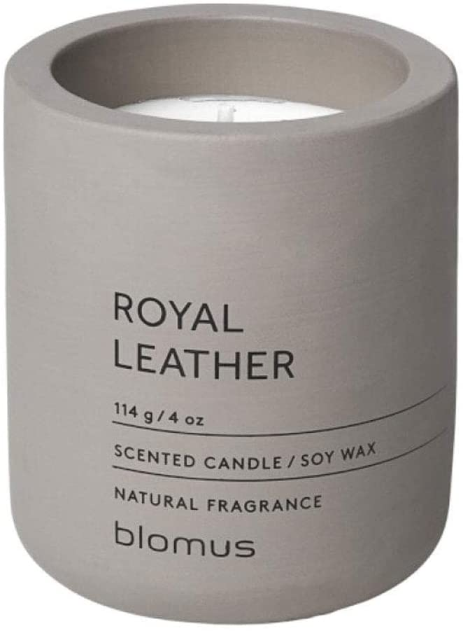 Fraga Scented Candle - Royal Leather