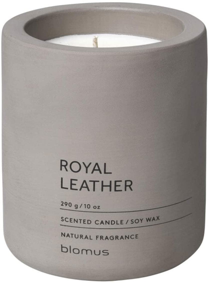 Fraga Scented Candle - Royal Leather Large