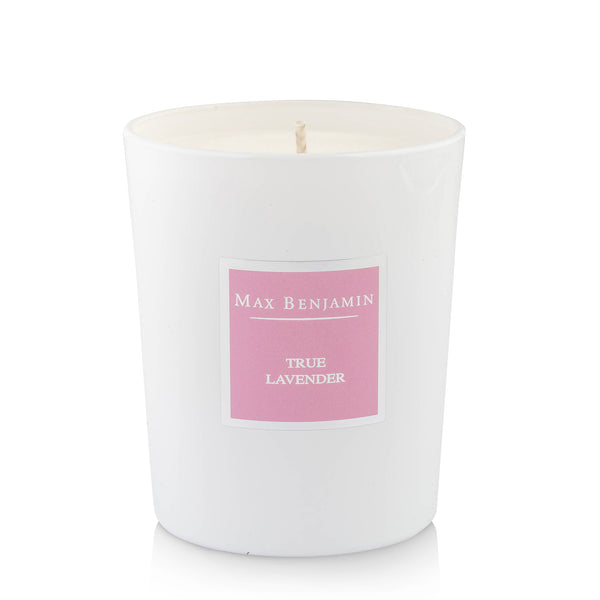 TRUE LAVENDER LUXURY NATURAL CANDLE