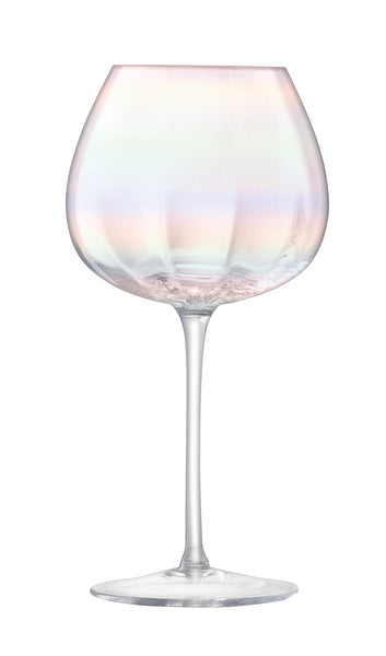 PEARL 4  RED WINE GLASSES