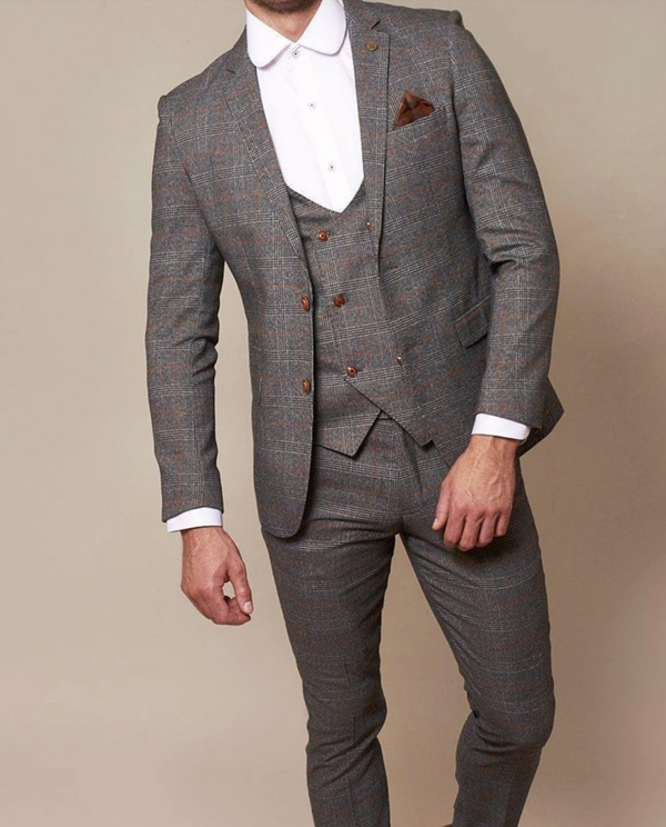 Jenson 3-Piece Suit