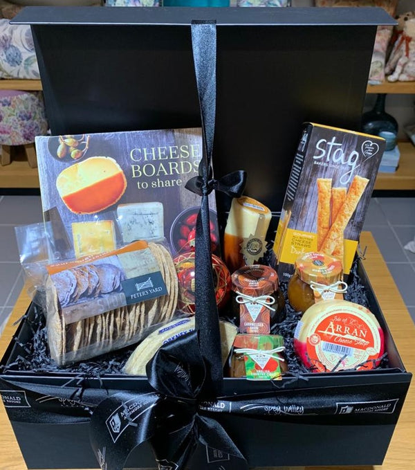 The Cheese Lover's Hamper