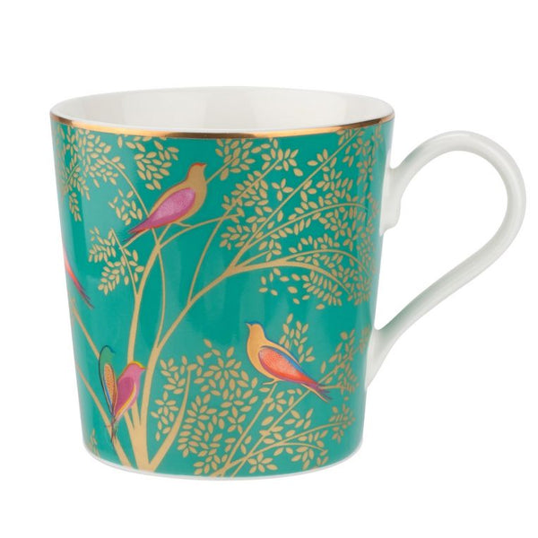 Sara Miller London Portmeirion Chelsea Mug - Dark Green
