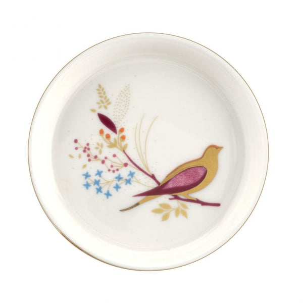 Sara Miller London Chelsea Collection 3 Inch Pink Mini Dish