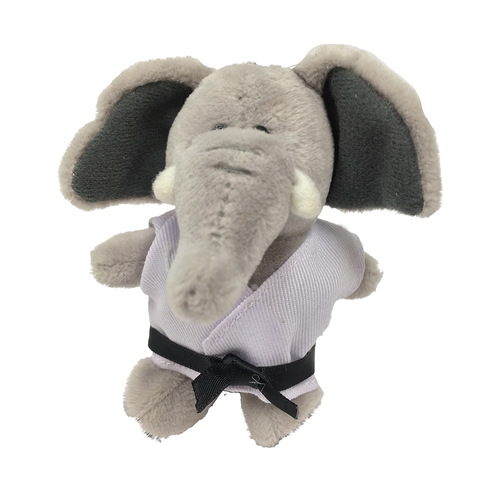 DAX Little Warrior Keychain - Elephant