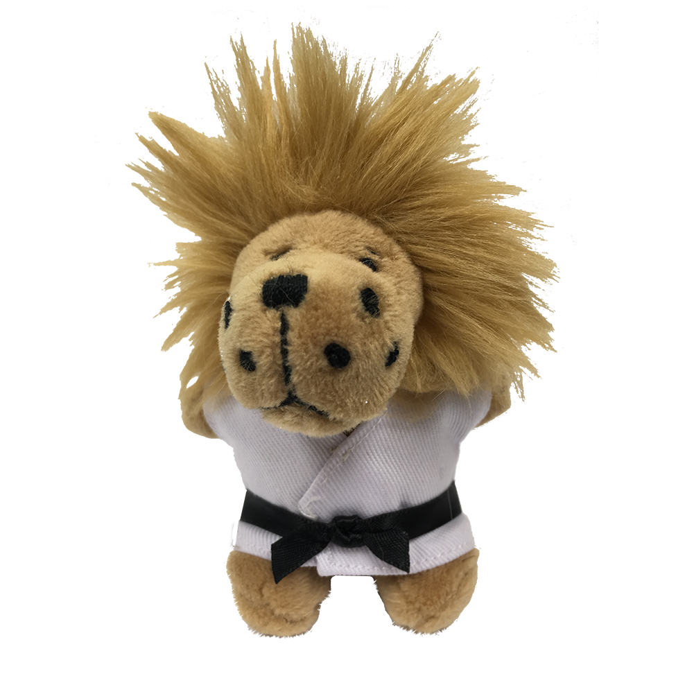 DAX Little Warrior Keychain - Lion