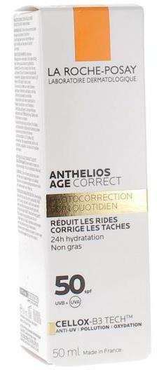 Load image into Gallery viewer, Anthelios Age Correct SPF 50+ 50ml