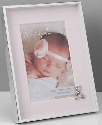 Load image into Gallery viewer, Aherns Pharmacy Baby Photo Frame