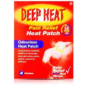 Pain Relief 4 Heat Patch