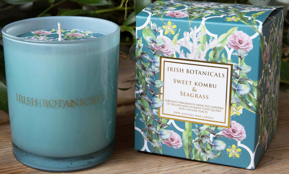 Sweet Kombu & Seagrass candle 235g